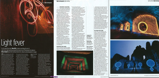 Light Painting Article