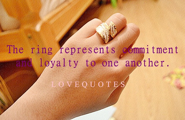 love quotes ring flickr photo sharing