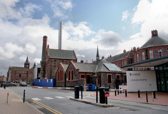Header of University of Liverpool