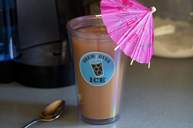 Keurig Brew Over Ice