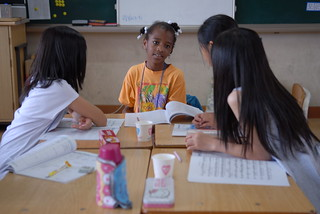 Humphreys, Pyeongtaek students experience 'fun' at summer school