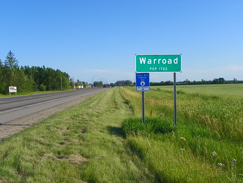 Warroad City Limit