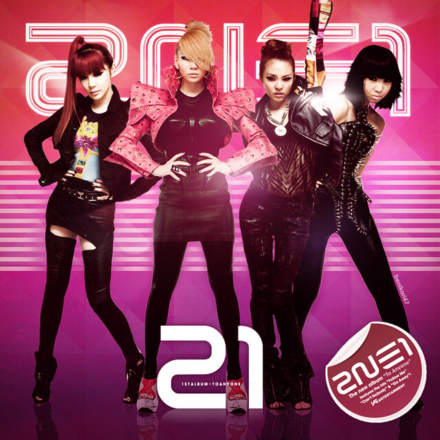 2NE1 - To Anyone /// Alb�m