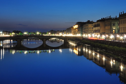 A Beautiful Night in Florence