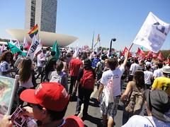 Marcha Unificada em BSB - DF