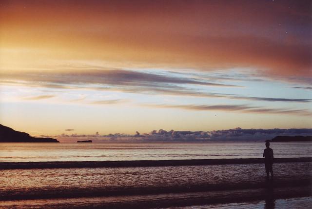 28 Balnakeil Bay after sunset Adam