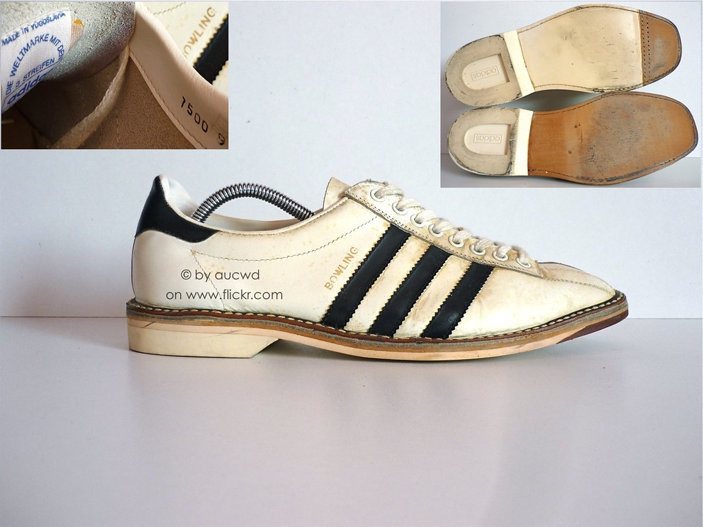 Shoes Vintage In Flickr 70`s Adidas Made Yugosla… 80`s Bowling pIBgAq