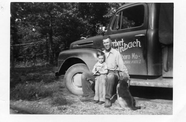 1951 Dad & Me