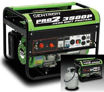 Electric Generators Give Home on the Range a New Meaning