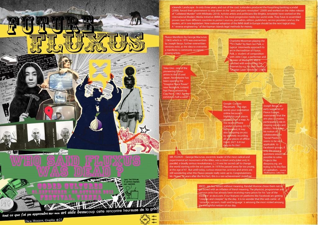 Future Fluxus / Urania / 29.09.2011, 19:00 - 23:00