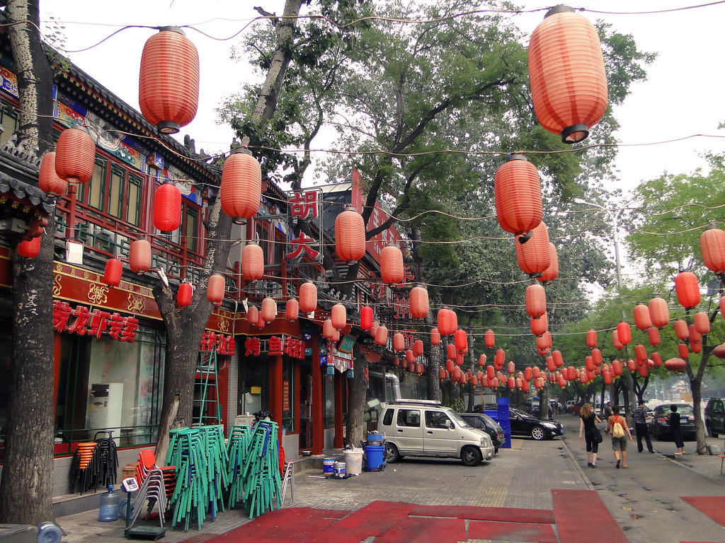 Ghost Street, Beijing