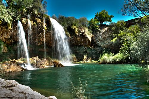 Pozas de San Pedro, Sierra de Albarracín