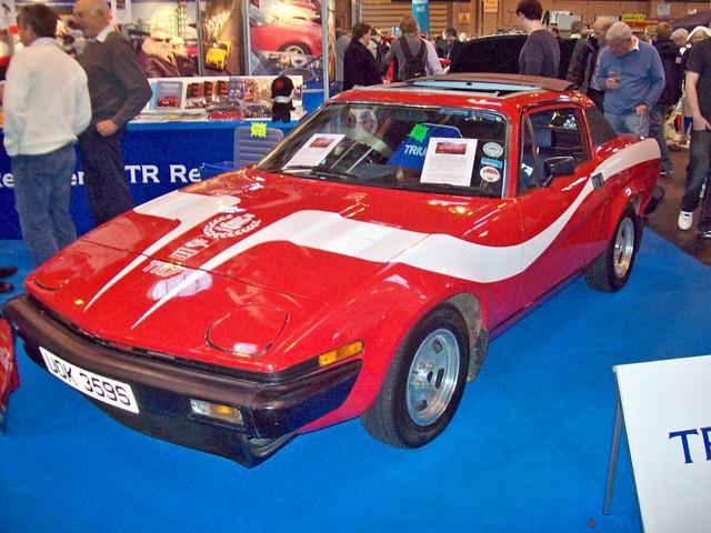 311 Triumph Tr7 Coca Cola 1978 Flickr Photo Sharing