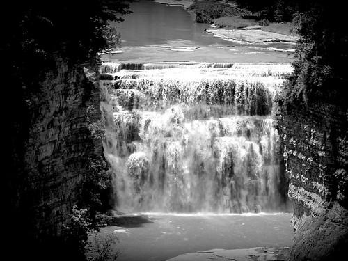 Letchworth state park new york state flickr photo - Letchworth state park swimming pool ...