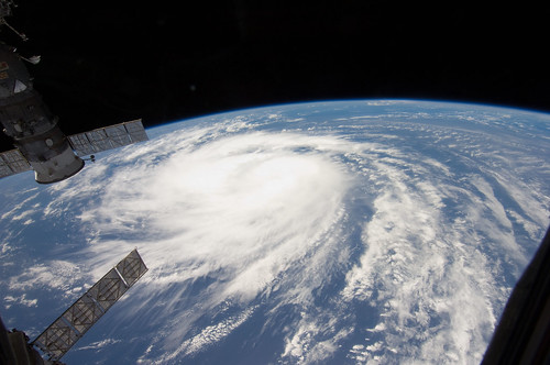 Tropical Storm Katia (NASA, International Space Station, 08/31/11)