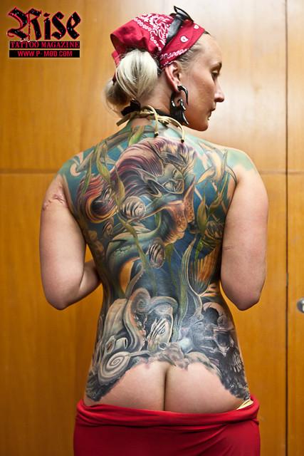 Amsterdam tattoo convention 2011 victor policheri002 for Amsterdam tattoo artists