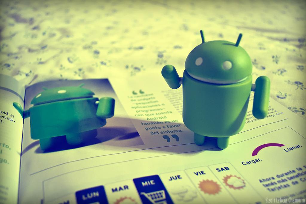 oh hai, android :O
