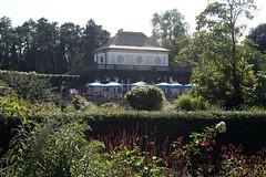 Parkcafé - Botanischer Garten München