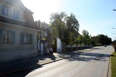 Eingang Botanischer Garten - Menzinger Straße