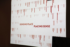 2011 - Symposium SENSING PLACES/PLACING SENSES Media Art and Urban Investigation
