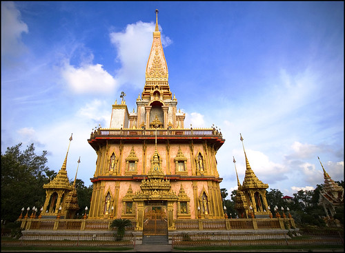 Chalong Temple (Wat Chalong)