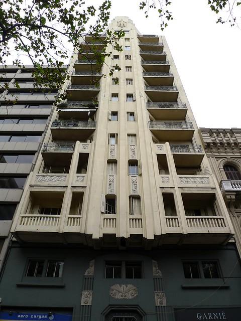 Art Deco Apartments Plaza Matriz Montevideo Uruguay Flickr