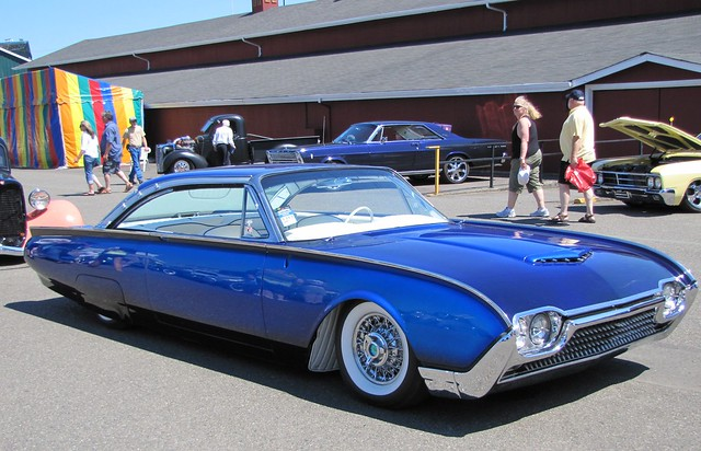 1962 ford thunderbird flickr photo sharing. Cars Review. Best American Auto & Cars Review