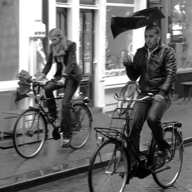 Rainy-Amsterdam