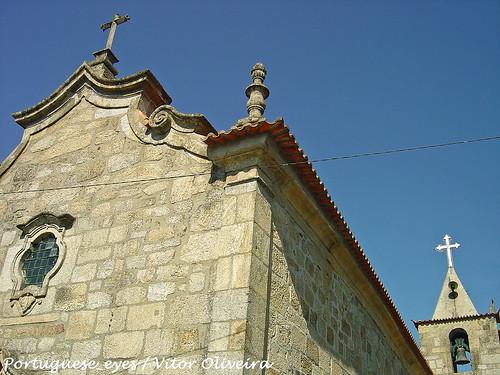Igreja Matriz de Castelo de Penalva - Portugal