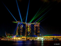 Marina Bay Sands Illumination