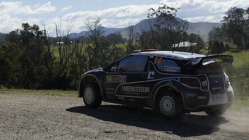 WRC Australia 2011 - SS15 Welshes 2 - Sat 10th Sept