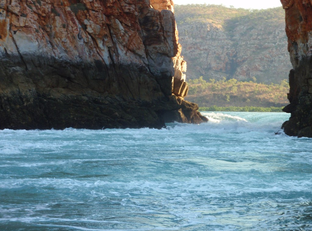 Horizontal falls -  Outdoor adventures in Australia