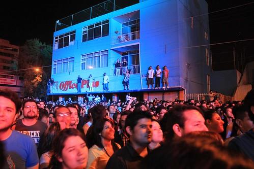 Kinky @ RMX 212 Panamericanos, Guadalajara!