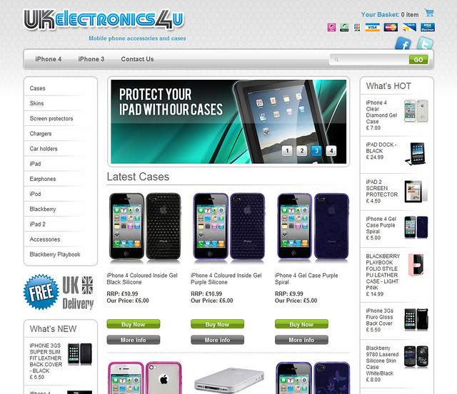 ukelectronics4u website