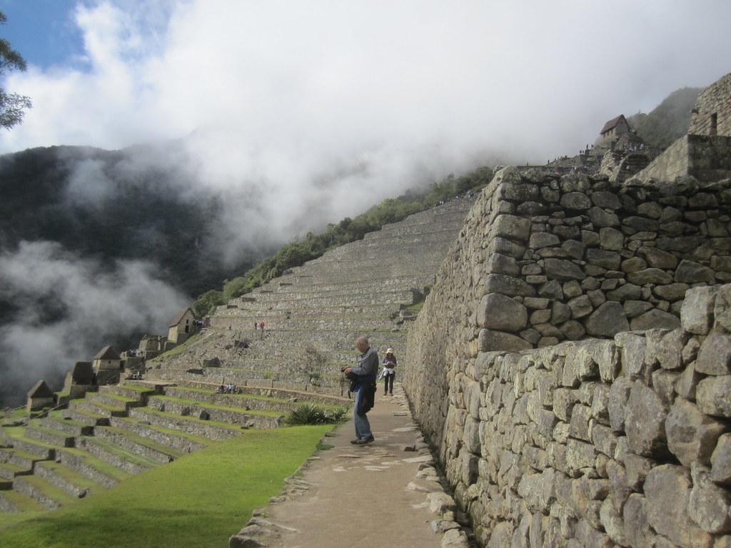 Machu Picchu Peru View VII