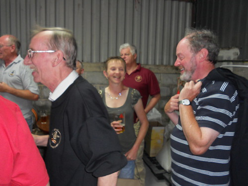 Carmarthen CAMRA at the Kite Brewery