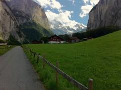 Valle de Lauterbrunnen
