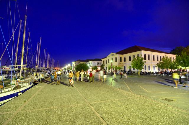 Preveza, Epirus - Greece : Πρέβεζα, βόλτα στο λιμάνι