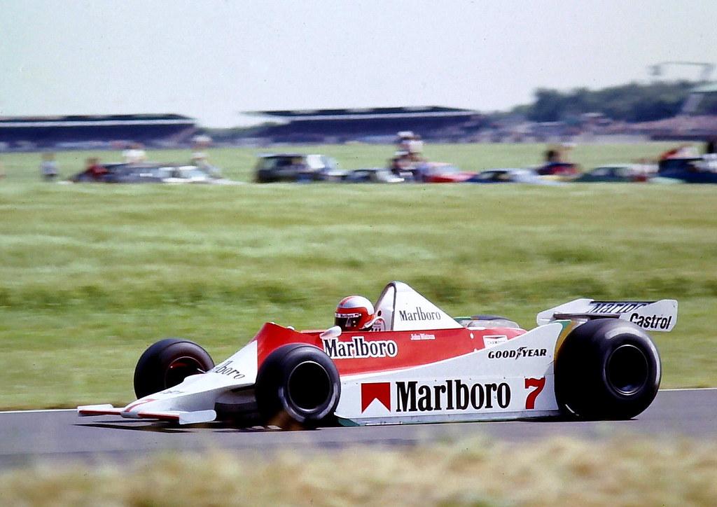 John watson mclaren m29 1979 british grand prix - Prix silestone ...