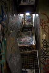 IMGP1696 Glebe tramsheds [2011-08-13] Stairway