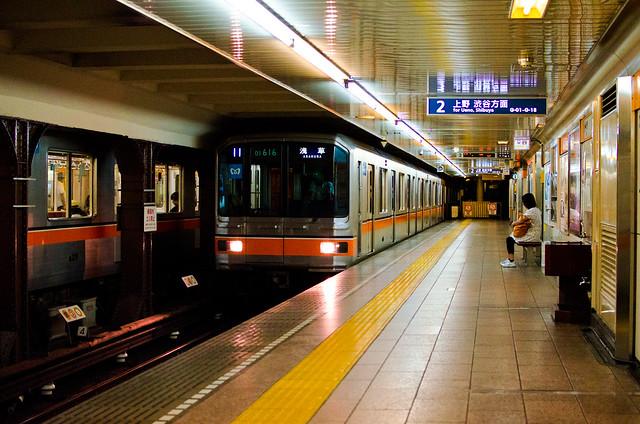 浅草駅:Asakusa Station