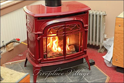 Vermont Castings Stardance Gas Burning Stove Flickr
