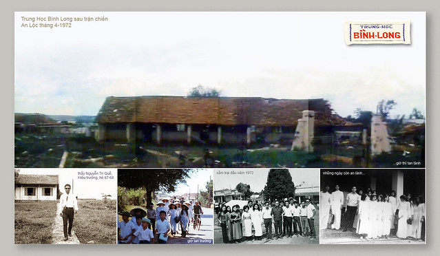 Trung Học Bình Long 1967-72