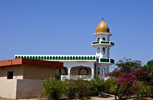 Tomb of   Prophet Job, Salalah, Oman
