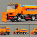 Iveco Eurocargo gritter lorry
