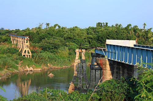 2P42台糖北港溪鐵橋-復興鐵橋