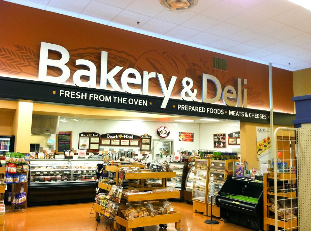Interior Market Decor Design Grocery Store Upgrade Bakery Deli Area Interior Market