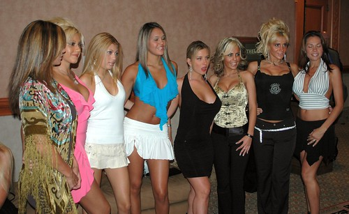 Scores NY Strippers 2004 Group Shot