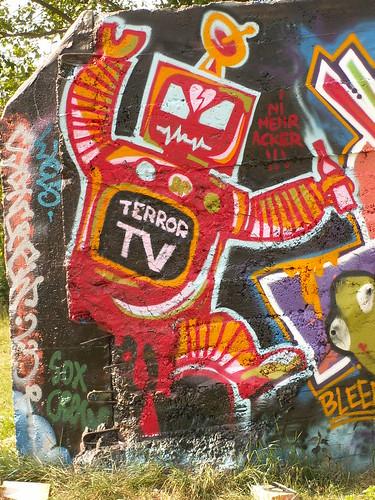 Graffiti Dresden stiller Kindheit 5