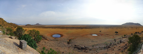 park panorama landscape kenya east safari vacanze tsavo panorami hugin tsavoeastnationalpark kenya2011